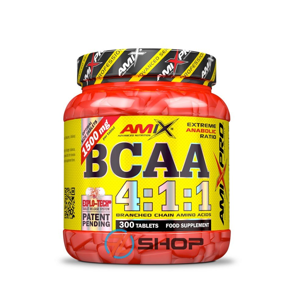Amix BCAA 4:1:1 300 tablet