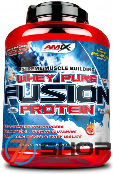 Amix Nutrition Whey Pure Fusion protein 4000 g