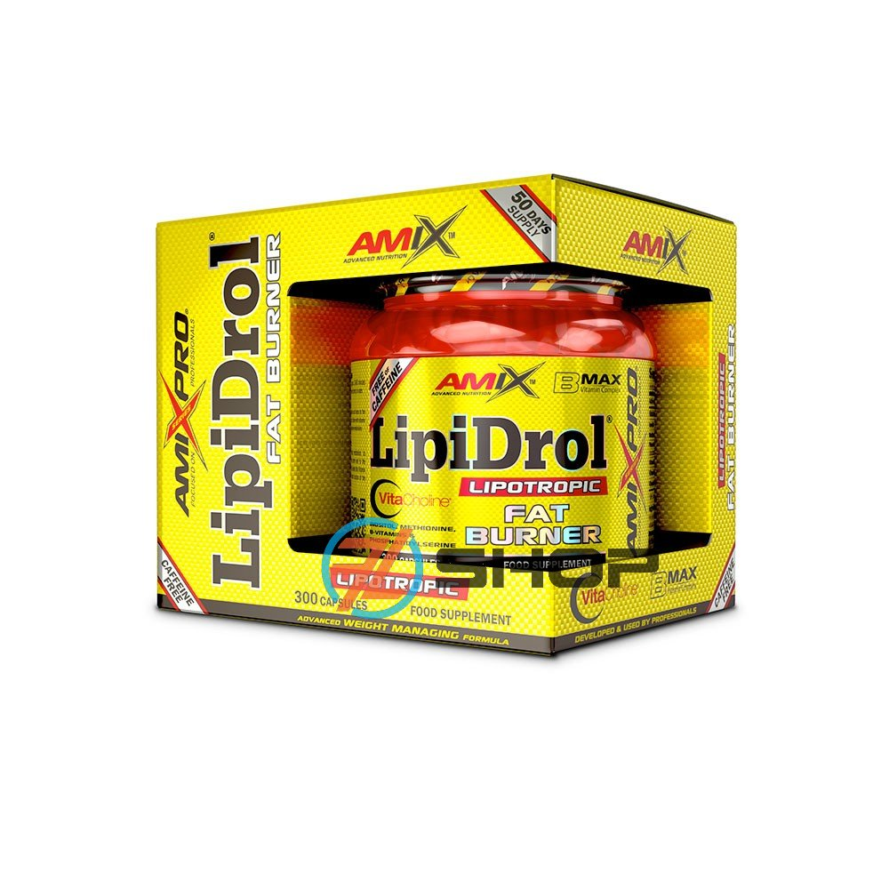 Amix Nutrition LipiDrol 120 tablet