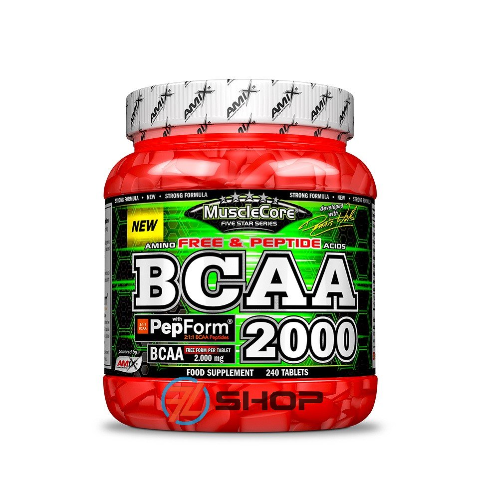 Amix BCAA 2000 240 tablet