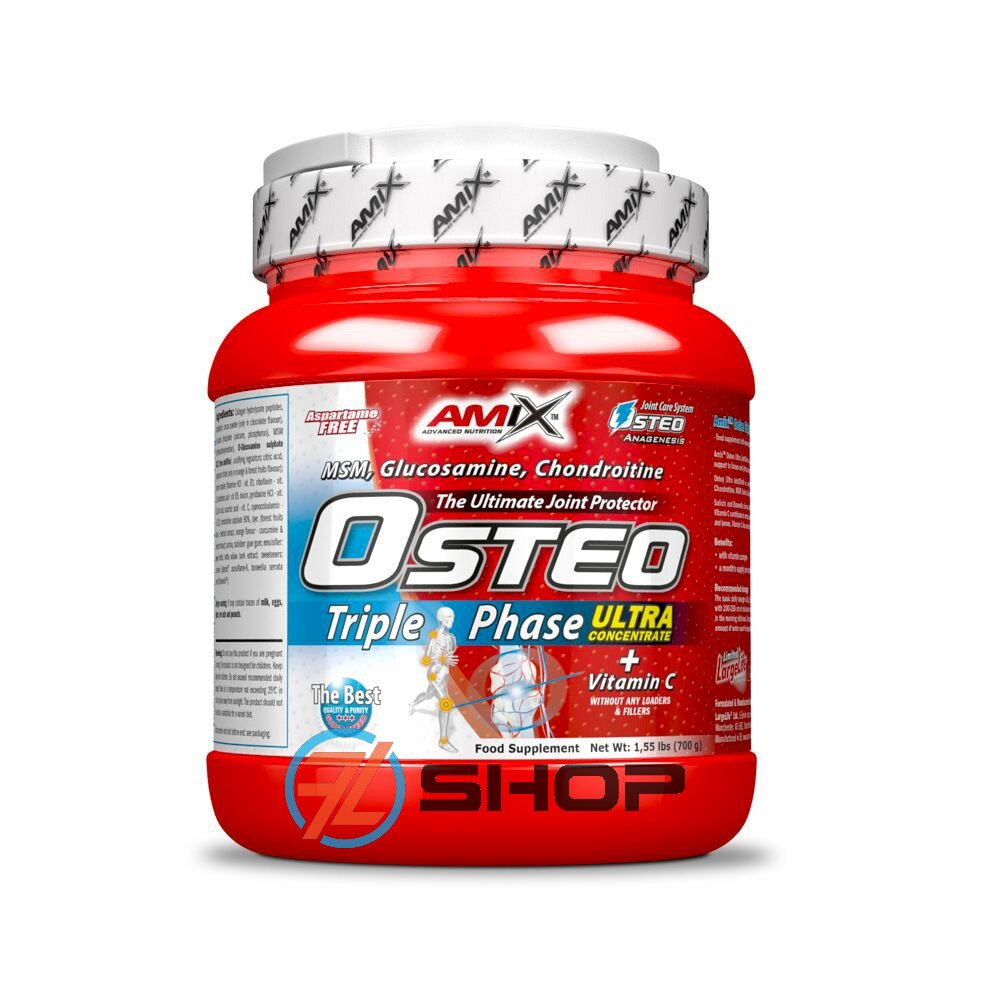Osteo triple-phase concentraate 700g