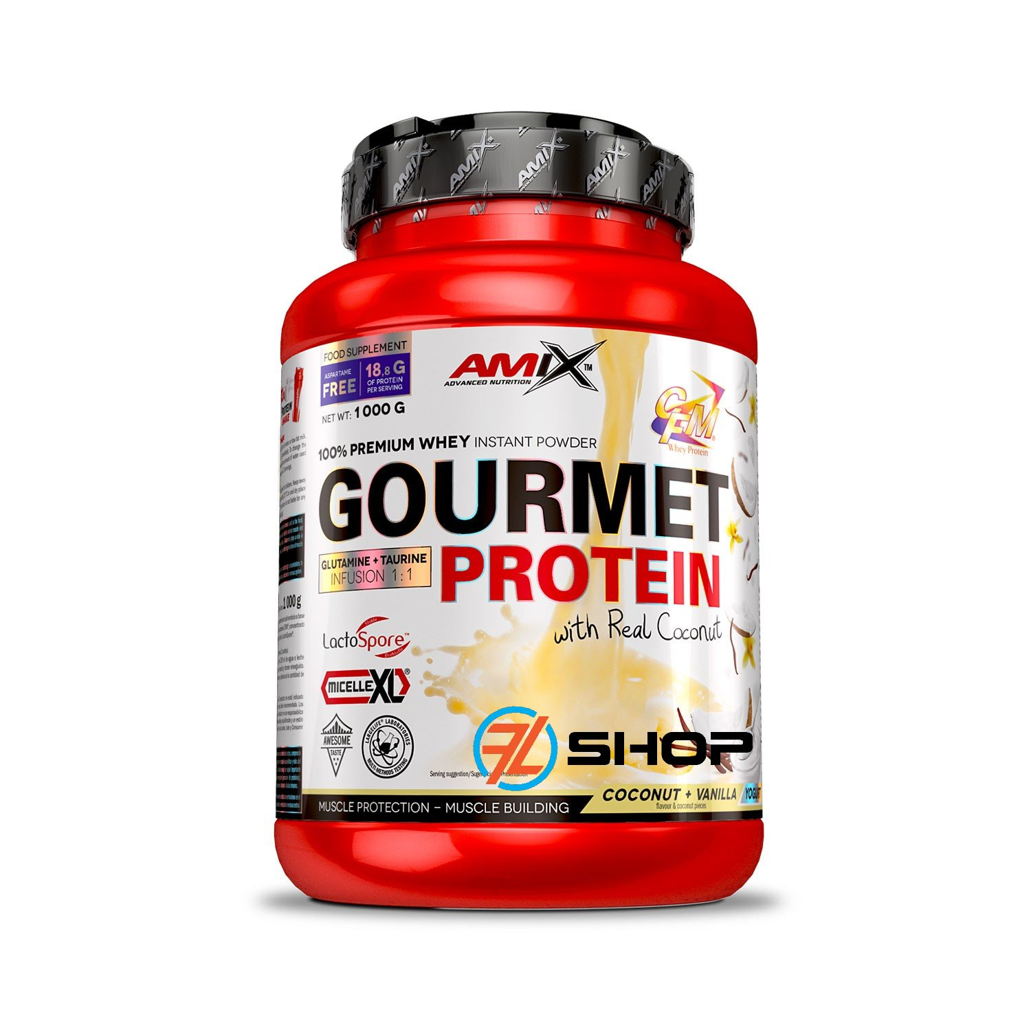 Amix Nutrition GOURMET PROTEIN 1000 g