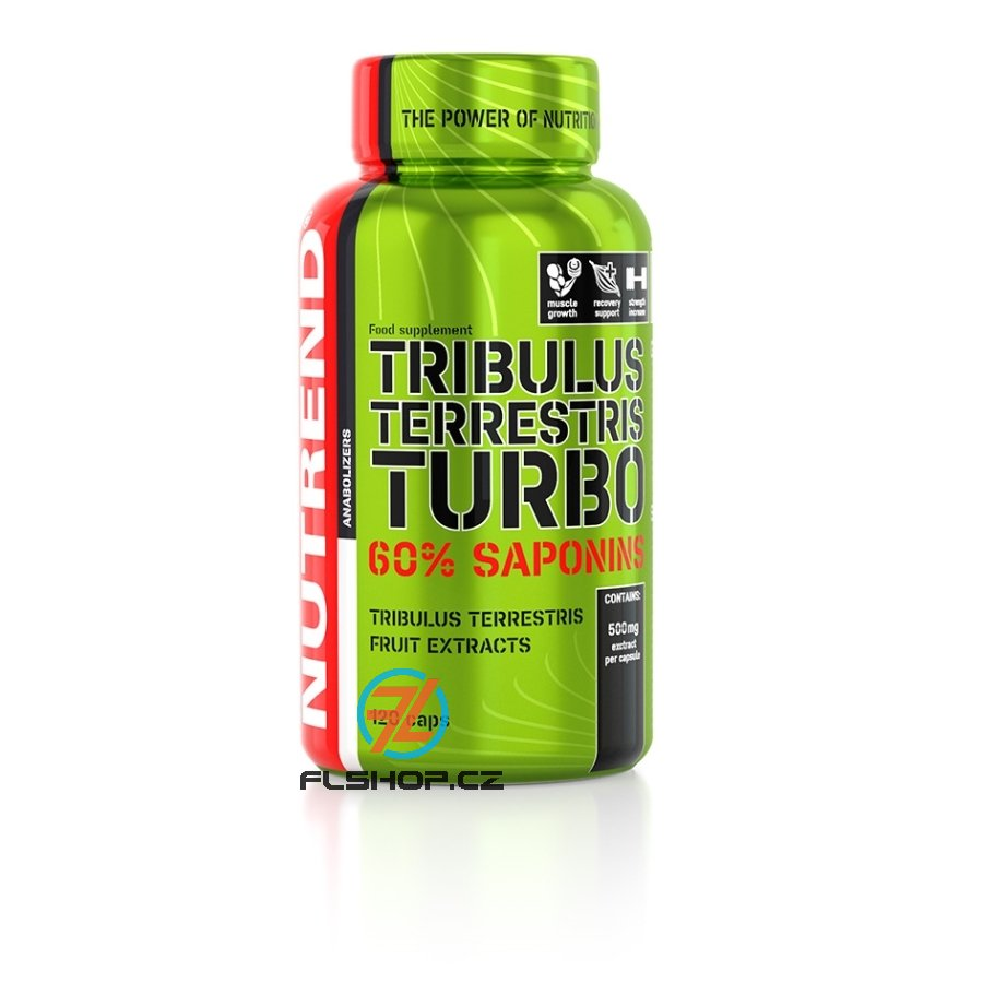 NUTREND Tribulus Terrestris Turbo 500 120 tablet