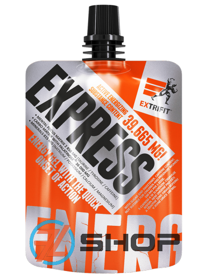 Express Energy gel 10 x 80g