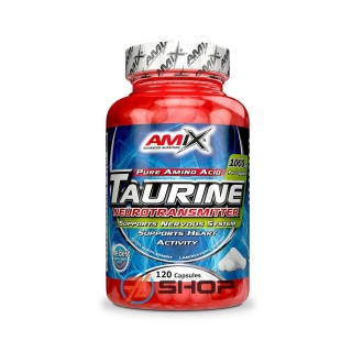Amix Taurine 120 tablet