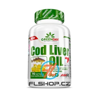 Amix Cod Liver Oil 90 cps.