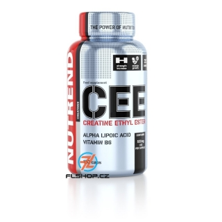 NUTREND CEE Creatine Ethyl Ester 120 tablet