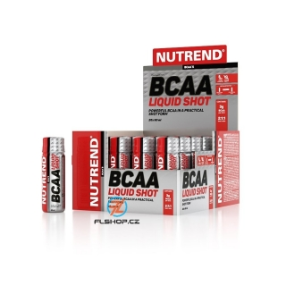NUTREND BCAA Liquid Shot 1200 ml