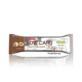 Nutrend LOW CARB PROTEIN BAR 30 10 x 80g