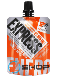 Extrifit Express Energy Gel 10 x 80 g