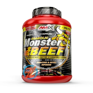 Amix Nutrition Monster Beef Protein 1000 g
